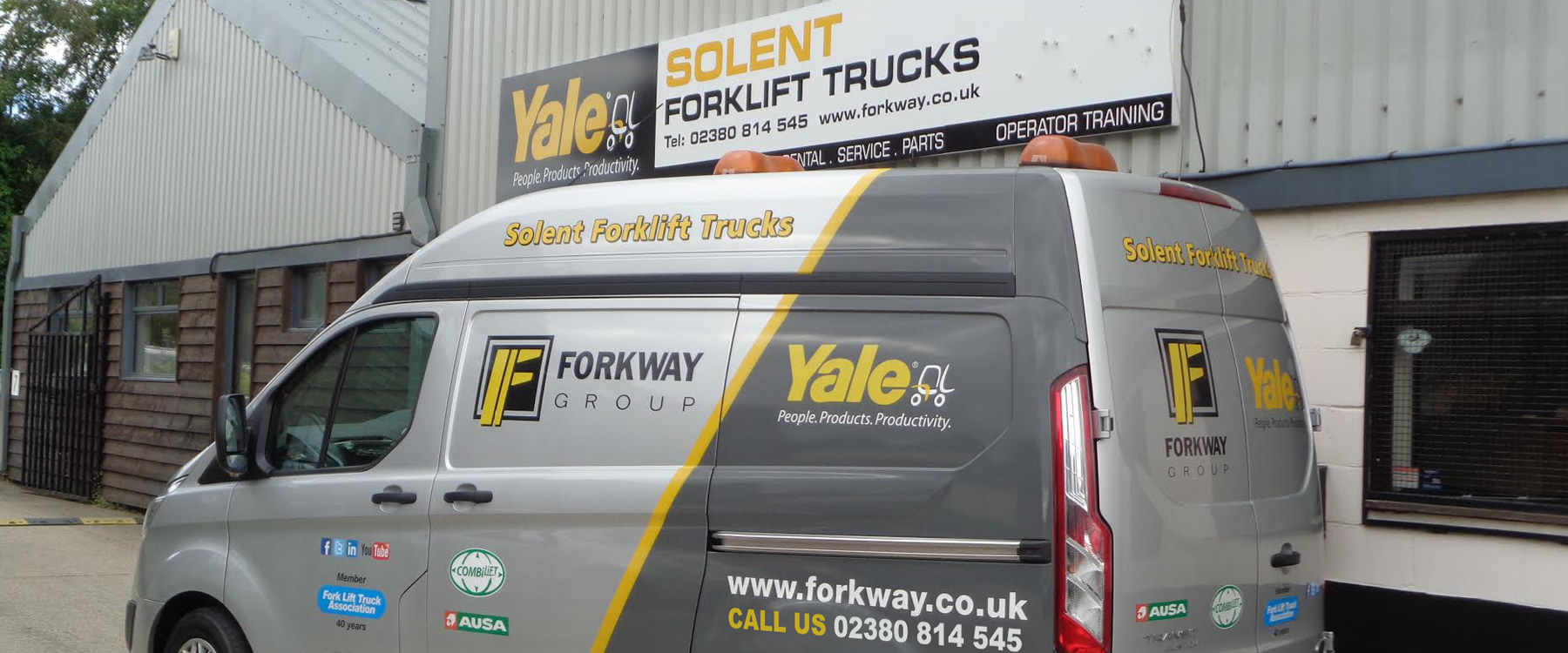 Yale Forklifts and Warehousing Equipment